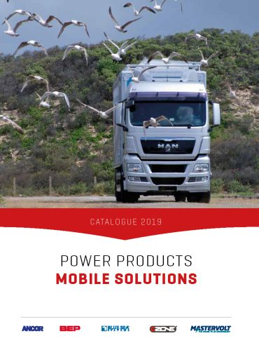 POWER PRODUCTS MOBILE SOLUTIONS